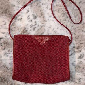 1990s vintage YSL crossbody bag 💕